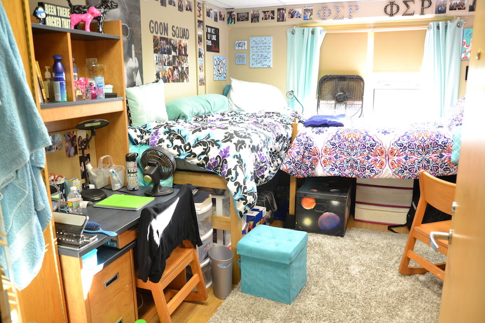 Multiple programs coordinated to create a new Residential Life program called HuskyMates. (Olivia Stenger/The Daily Campus)