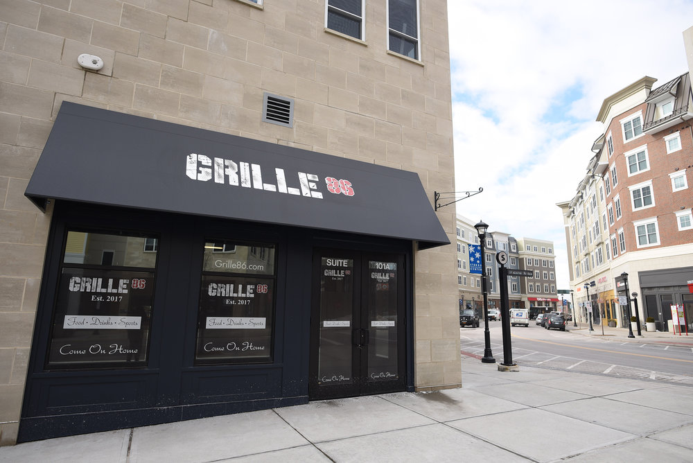 Grille 86 is coming to the Storrs center soon. Grille 86 is an American eatery featuring inviting, fresh, and honest food utilizing locally sourced products, served in a casual setting. The restaurant will be located at 33 Wilbur Cross Way, Suite 101. (Zhelun Lang/The Daily Campus)