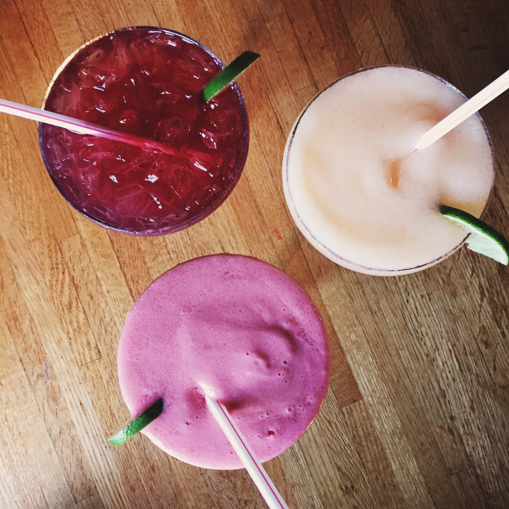 For our of age readers, Chuck's offers many tasty and reasonably priced margaritas. (Angie DeRosa/The Daily Campus)