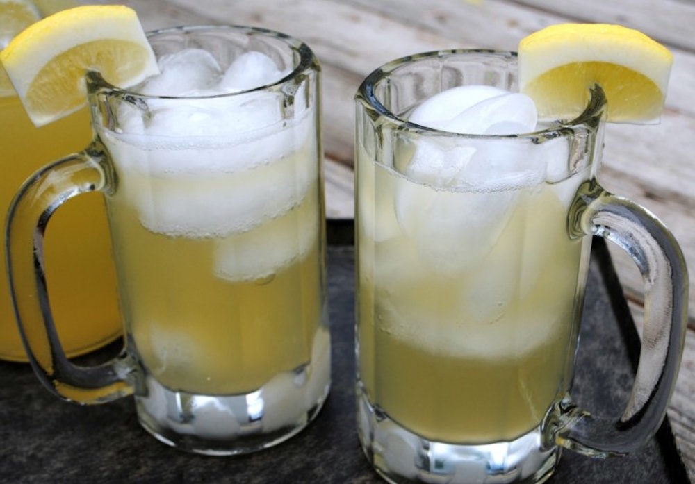 In honor of National Margarita Day, the drink of the week is a margarita — but without the tequila. This concoction uses Mexican beer and triple sec liquor instead. (Photo courtesy of menstrait.com)