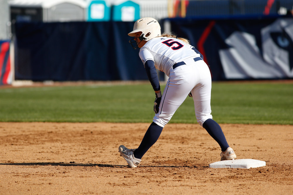 The UConn Huskies softball team will head down to Boca Raton, Florida this Friday in order to continue building on earlier achievements. (Tyler Benton/The Daily Campus)