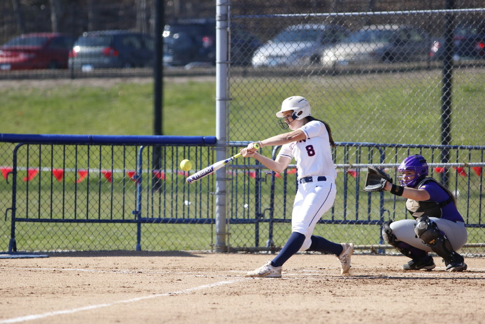 UConn softball went 1-3 in their trip to Boca Raton over the weekend. (Tyler Benton/The Daily Campus)