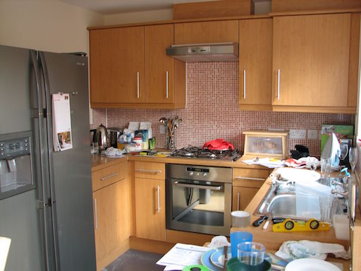 "In this week's edition of ""Cooking with Claire"" she dives into the other side of cooking...cleaning. (Dan Clifton-Climas/ Flickr , Creative Commons)"