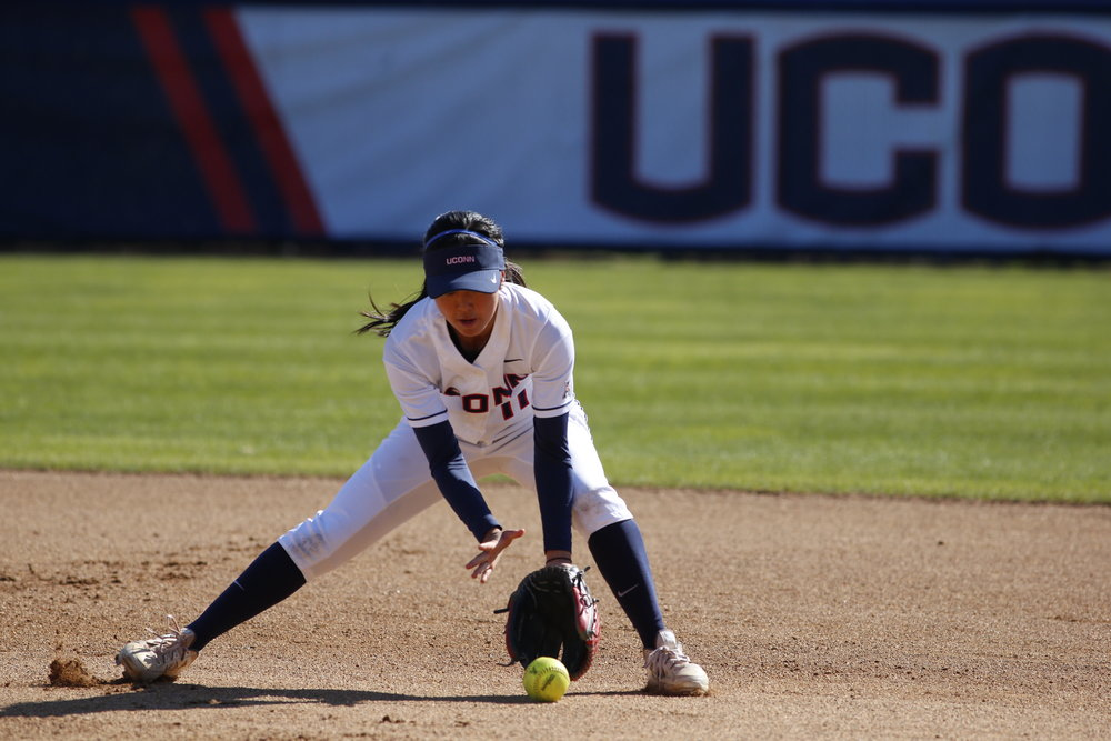 The Huskies went 2 and 2 at this weekend's Coastal Carolina Invitational. (Tyler Benton/The Daily Campus)