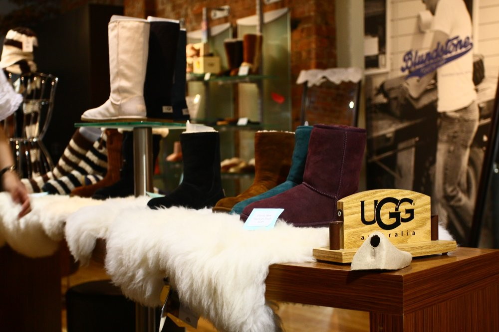 Most people wear Uggs solely for their comfort; their looks never contributed much to their population.(Taki Lau/Creative Commons Flickr)