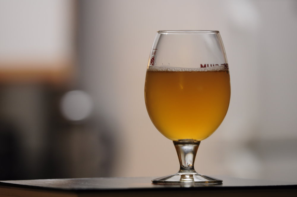 DuVig Brewery, located in Branford, CT, has been serving its local customers with its beer since its founding in 2013. Tapping the Keg's author tried their cream ale, meant for sitting down and relaxing in the afternoon. (Adam Barhan/Creative Commons)