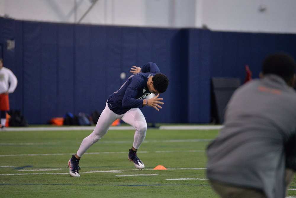 UConn Pro Scouting Day
