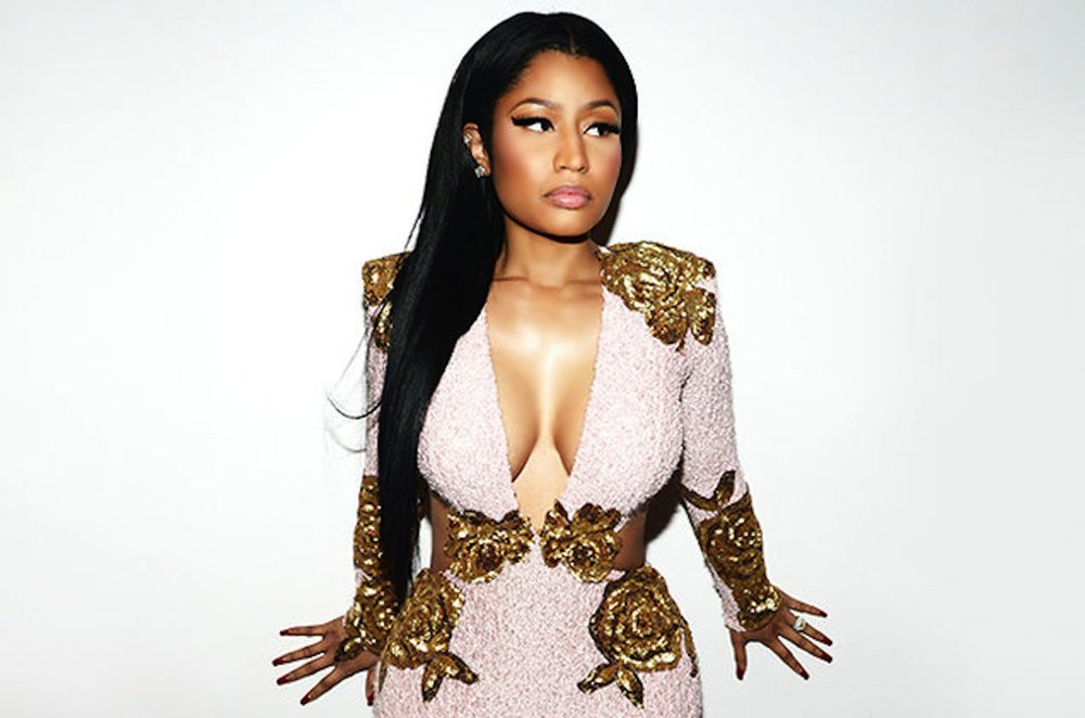 Nicki Minaj, a Trinidadian-born American rapper, recently found herself in an altercation with Remy, another American rapper. (Photo courtesy of Billboard)