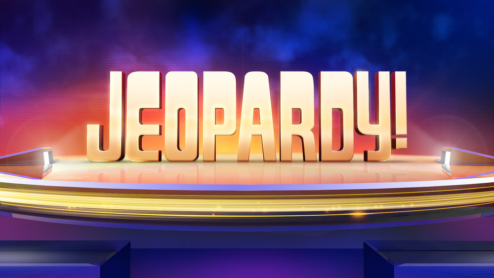 Jeopardy, hosted by Alec Trebek, is one of the longest running game shows in America. (Image via  jeopardy.com )