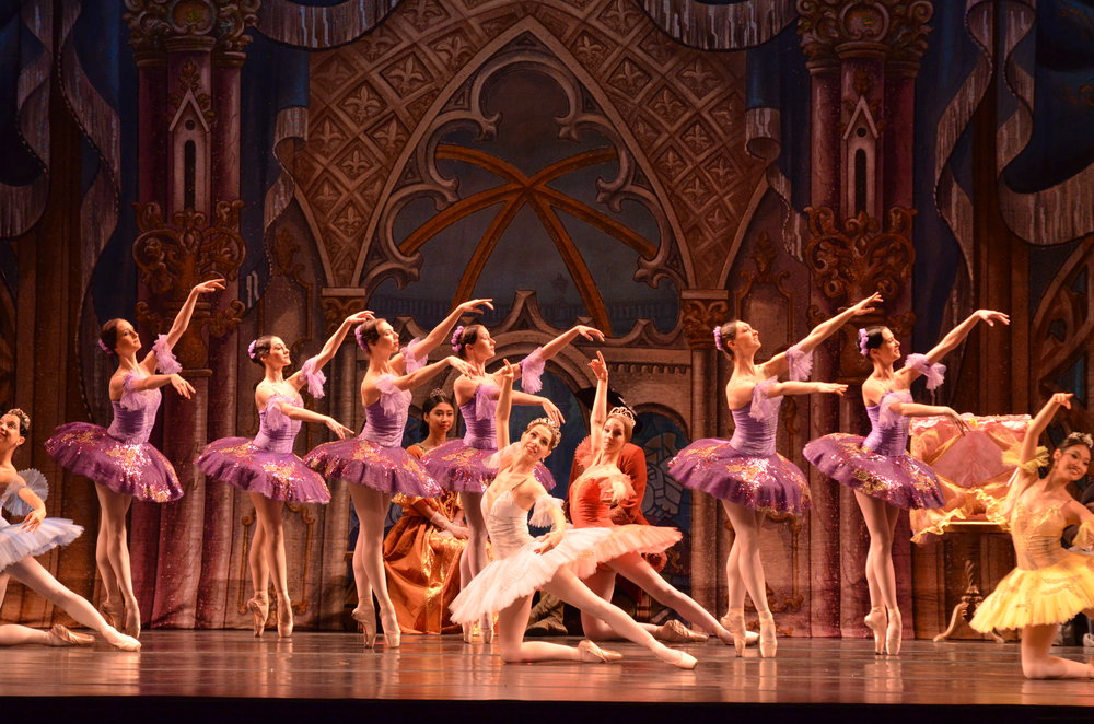 """The Sleeping Beauty"" is a well-known ballet, composed by Pyotr Ilyich Tchaikovsky (who also wrote the famed ""Swan Lake"" and ""The Nutcracker""). (Akshara Thejaswi/The Daily Campus)"