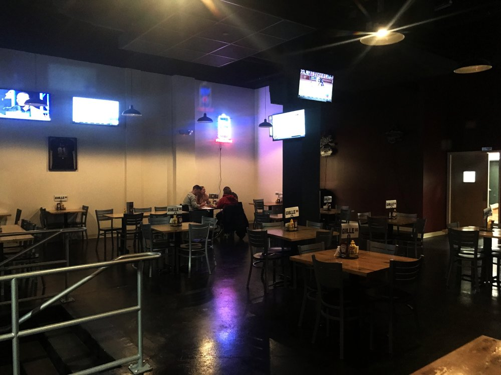 39 86 39 your hunger grille 86 opens in storrs center the for Dining at at t center