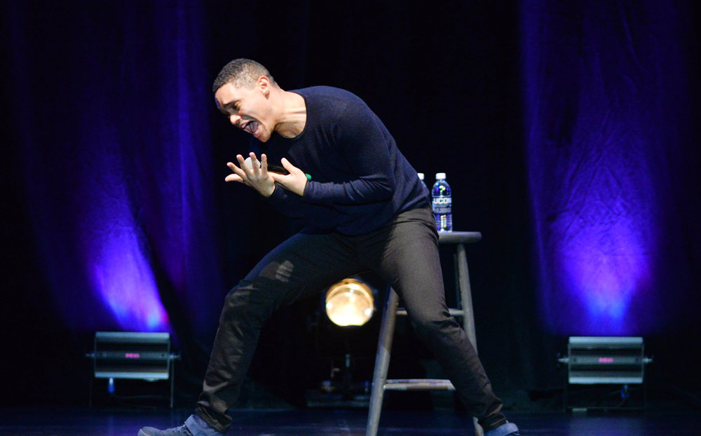 Trevor Noah at Jorgensen | April 1