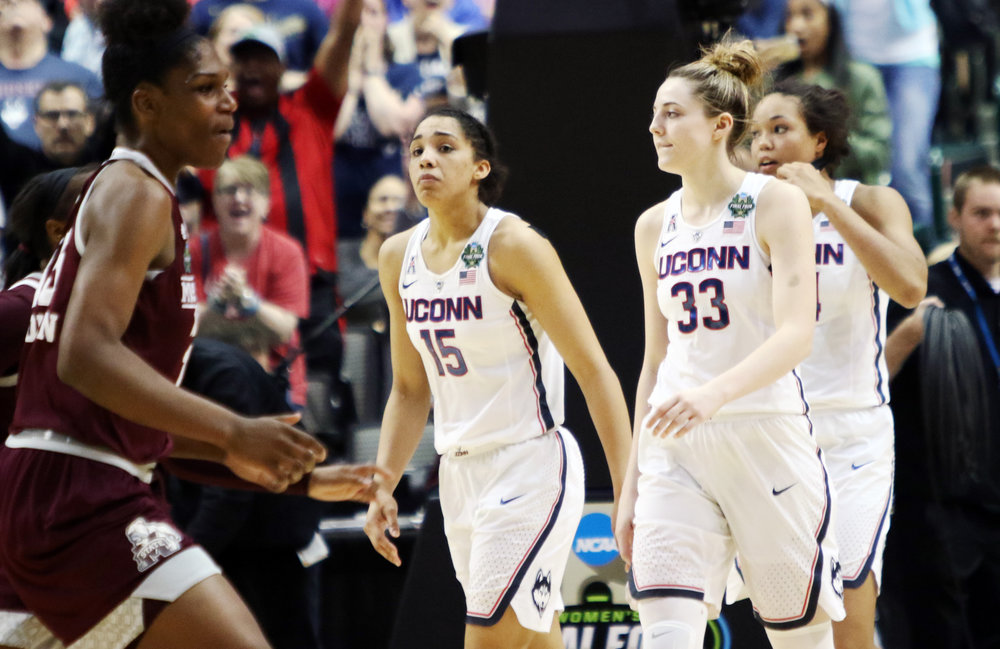 Women's Winning Streak Ends | March 31