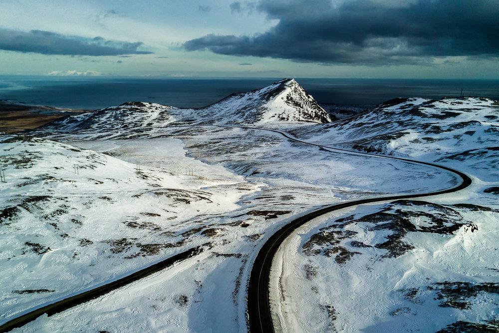 Snaefellsness Peninsula, Iceland