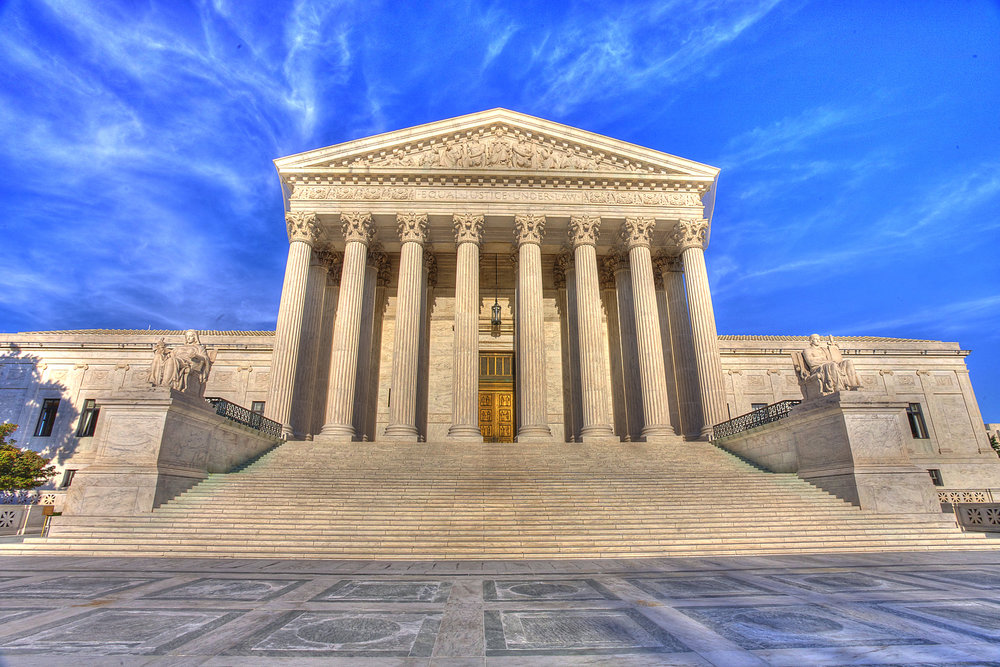 The Supreme Court took on a case in 1977 concerning a lawsuit filed by a former Trumbull school district guidance counselor. (Mitchell Shapiro/Flickr, Creative Commons)
