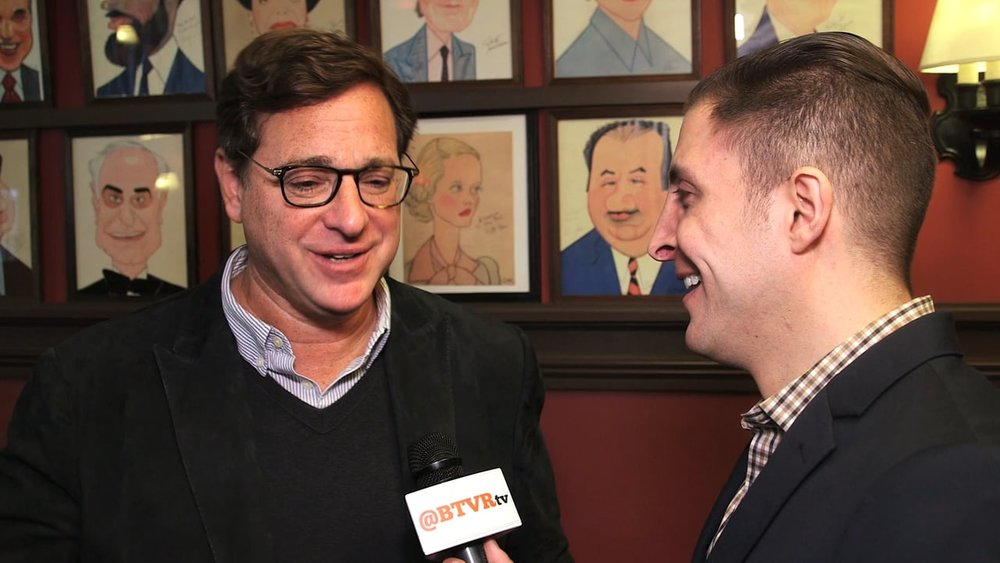 "Bob Saget, known for playing Danny Tanner on ""Full House"" will headline the Spring Weekend comedy show. (Courtesy/Vimeo Creative Commons)"