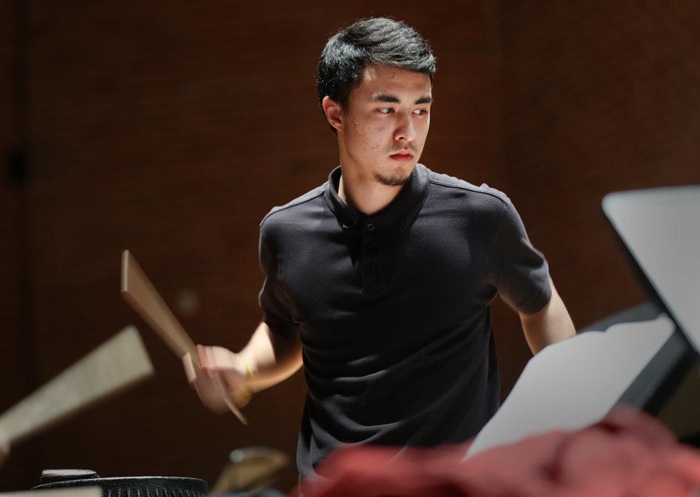 Percussion Ensemble | April 4
