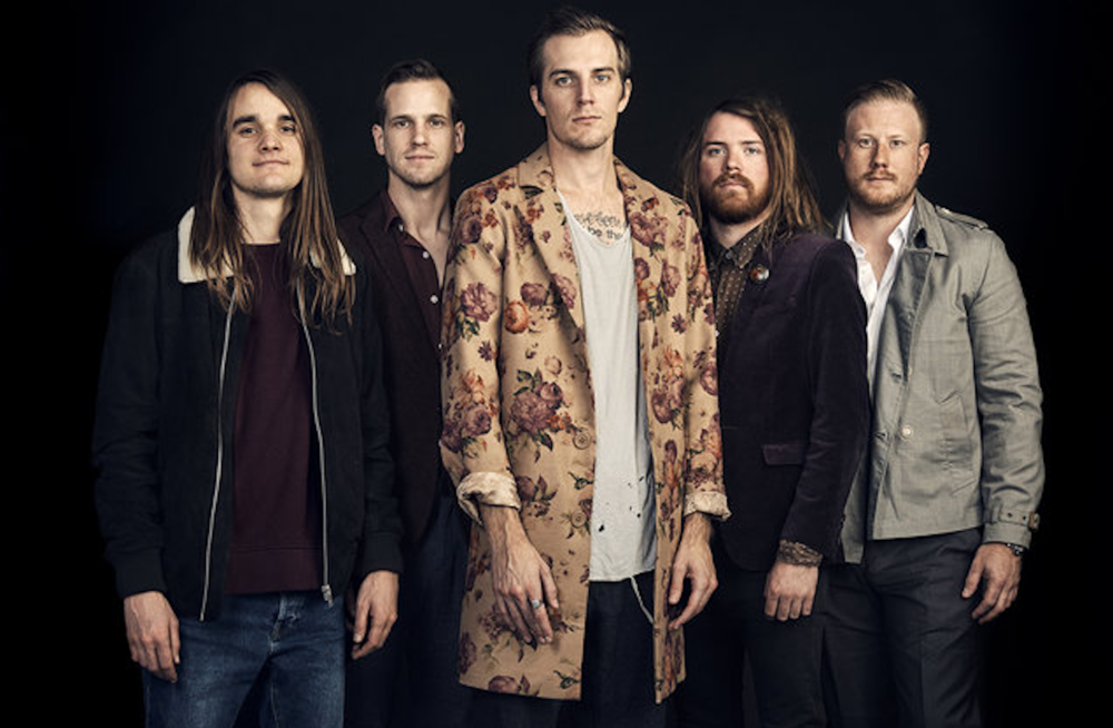 The Maine released their sixth studio album, 'Lovely Little Lonely,' on April 7. (Photo courtesy of Billboard)