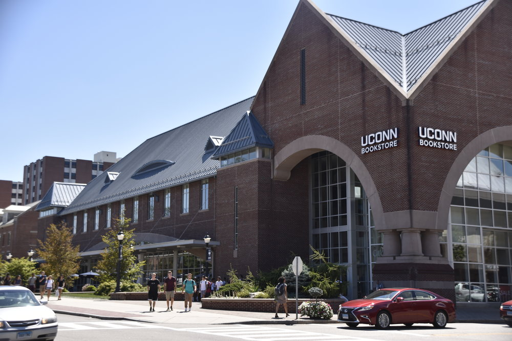 Renovations to the bookstore will reportedly make the bookstore more inviting for students to come and stay. (Grant Zither/The Daily Campus)