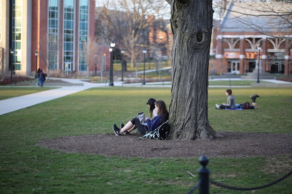 UConn was recently ranked the second best online school for Students with Disabilities and twelfth on the 25 Most Affordable Online Colleges for Students with Disabilities. (Tyler Benton/The Daily Campus)