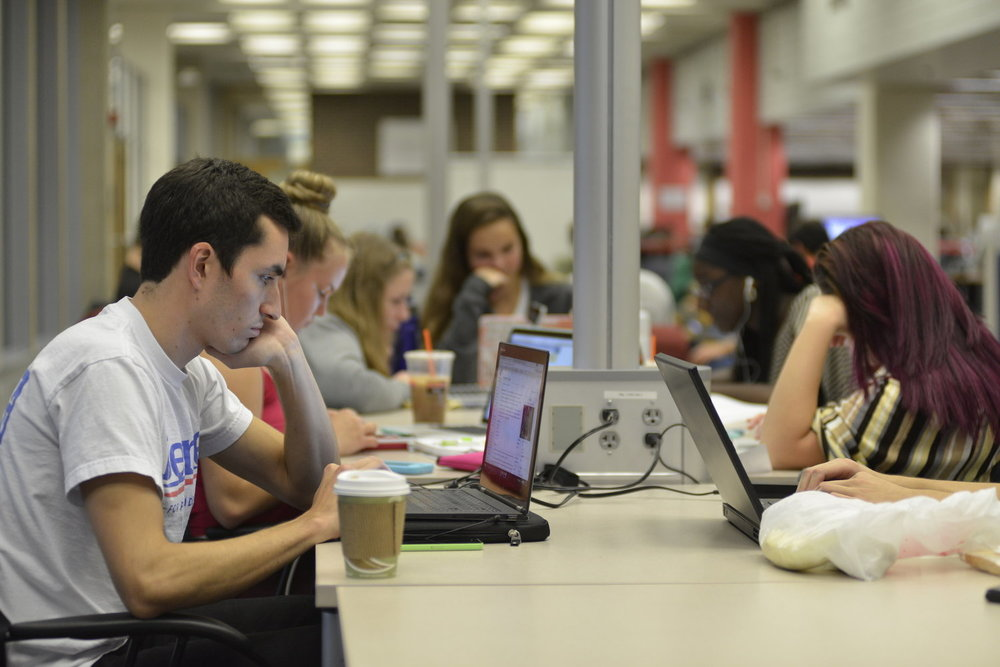 UConn's UITS has released information on recent worldwide cyberattacks. (Jason Jiang/The Daily Campus)