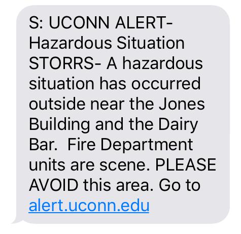 UConn Gas Leak Alert.PNG