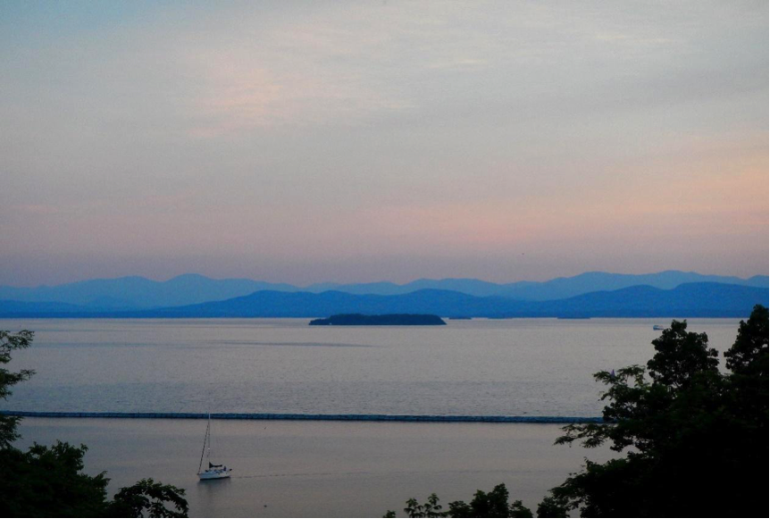 Lake Champlain (Photo courtesy of Alice Matthews)