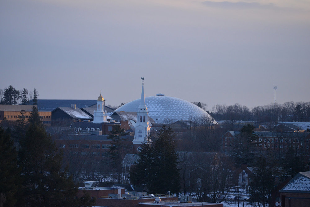 Though UConn is doing better than most schools, enrollment is down even in Storrs. (Amar Batra/The Daily Campus)