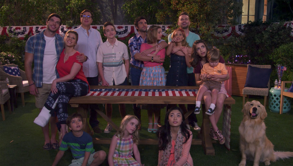 Fuller House released their third season and the release date of the second part of the season has yet to be announced by Netflix. (Screenshot/Netflix)
