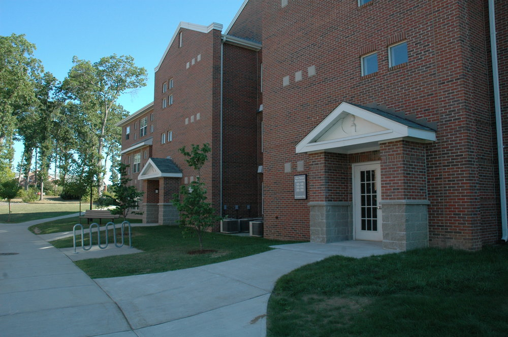 Hilltop Apartments.  (File Photo/The Daily Campus)