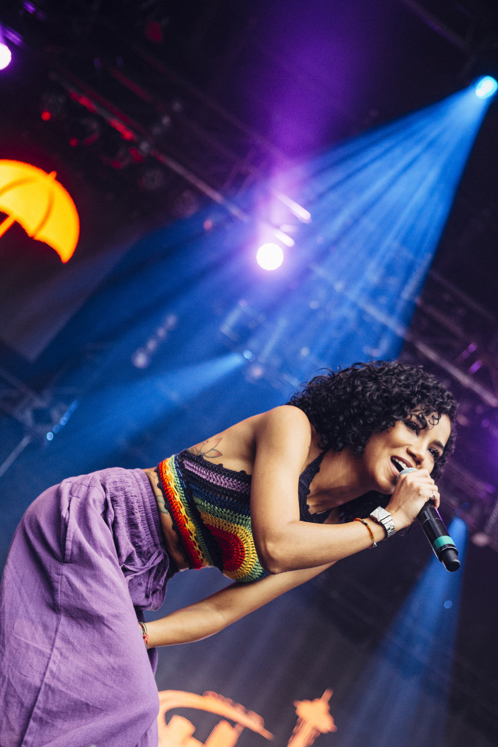 Jhene Aiko performs at Bumbershoot in 2015 (Kayla Johnson/Flickr Creative Commons)