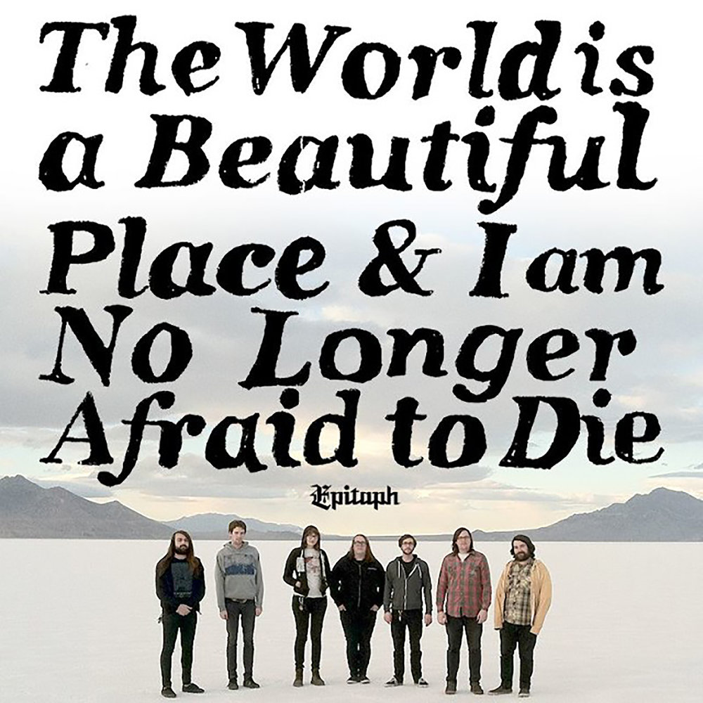 The latest release from Willimantic's The World is a Beautiful Place & I Am No Longer Afraid to Die (TWIABP) blends the group's grandiose emo and post-rock sensibilities with elements of modern indie rock.  (Hellhoundmusic/Flickr Creative Commons)