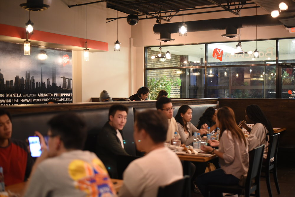 Bonchon is a new restaurant, in the same plaza as DP Dough, that will be opening this week. Its specialty are the wings with the spicy or soy garlic sauce. (Charlotte Lao/ The Daily Campus)