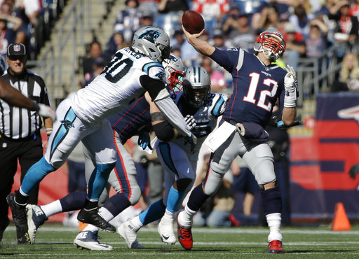 Both the New England Patriots and the New York Jets have surprising records of 2-2 so far this season. (AP/Steven Senne