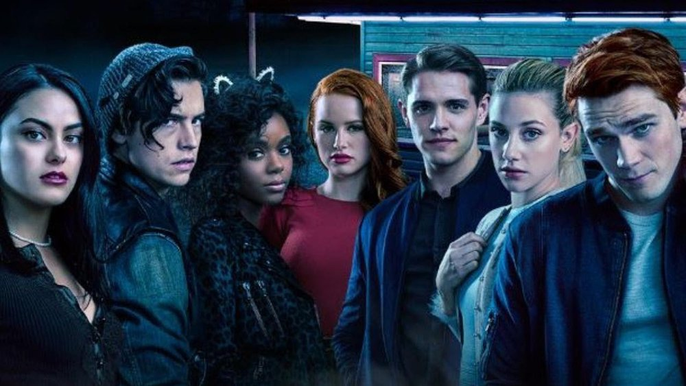 "Season two of CW favorite ""Riverdale"" premieres tomorrow, promising to answer viewers' burning questions about topics such as Fred Andrews' fate and Bughead's future, and foreshadow several new characters' expected introductions this season. (Photo courtesy of Entertainment Tonight)"