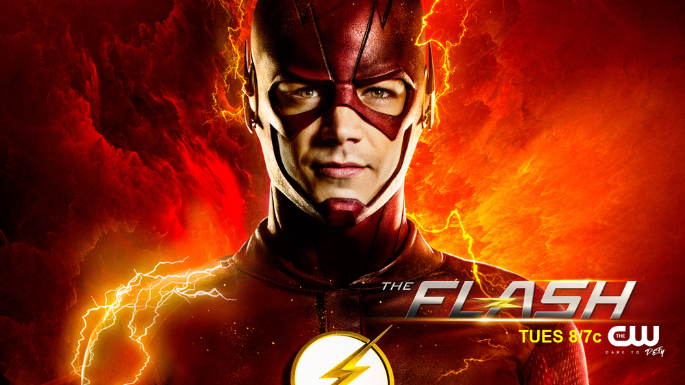 The fourth season of 'The Flash' premiered and it starts with a new threat: A flying Samurai called Samuroid with rather evil intentions. (Photo Courtesy of http://geekleagueofamerica.com/)