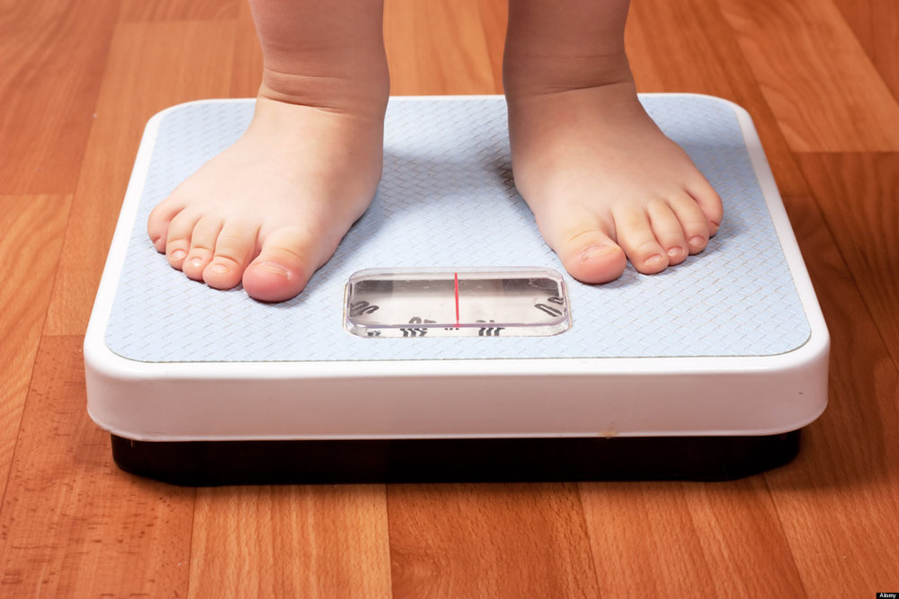 Childhood obesity was recognized yesterday, October 11, during World Obesity Day. (Agorohov/Getty Images)