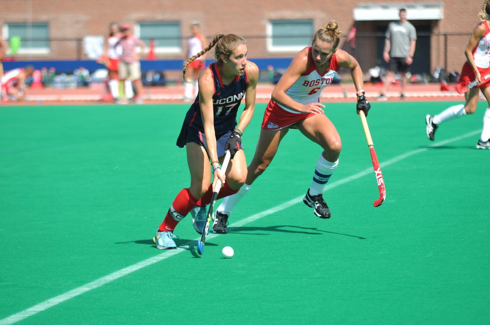 It was another weekend and another win for UConn as they defeated Liberty (Olivia Stenger/The Daily Campus)