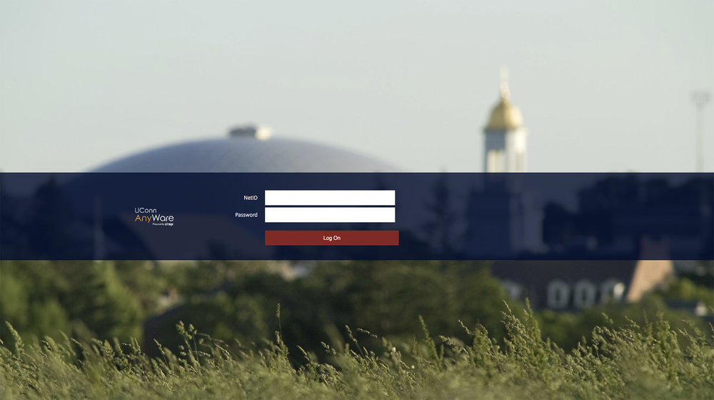 The University of Connecticut is switching from SkyBox to a similar software, AnyWare.(screenshot/anyware.com)