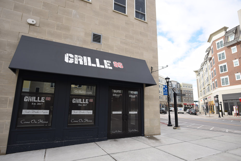 Romano said he's not interested in a big settlement, but feels like he was denied a job at Grille 86 without a good reason. (Zhelun Lang/The Daily Campus)