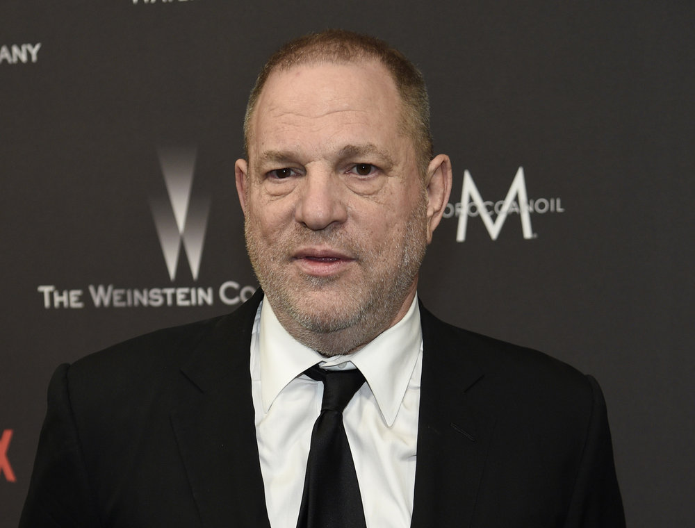According to reporting by NBC News, there are now 59 women who have accused Weinstein, including an Italian model who says Weinstein raped her. Weinstein is now under investigation for sexual harassment and assault and has been removed from his position in the Directors Guild. (Chris Pizzello/AP)