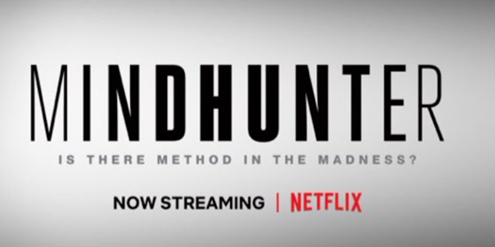 "Netflix premiered its original series ""Mindhunter"" on Oct. 13, 2017. (Screenshot courtesy of  Mindhunter's Twitter )"