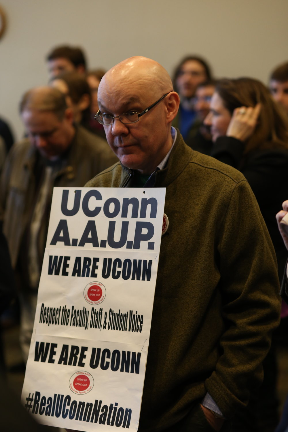 UConn AAUP has hopes to raise awareness about the working conditions of adjunct faculty members during Campus Equity Week (File Photo/The Daily Campus).