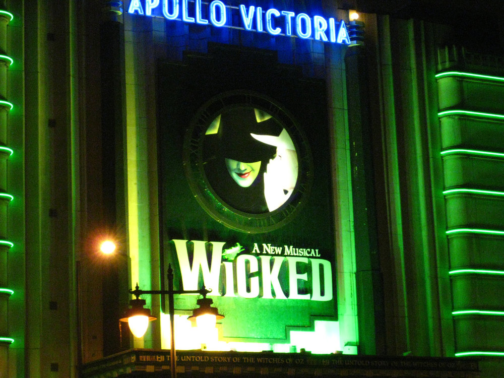 "Jackie Burns, a UConn alumna circa 2002 and current star of Broadway's crowning jewel ""Wicked,"" is living proof that dreams do come true for many School of Fine Arts students.  (meadowsaffron/Flickr Creative Commons)"
