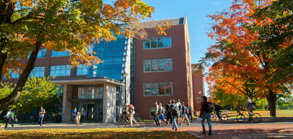 """""""Much too often, English majors are confronted with the cynical question of: 'What are you going to do with English',"""" said Internship Program Director, Ruth Fairbanks. """"But the English major is a valuable commodity."""" (Courtesy/UConn English Department)"""
