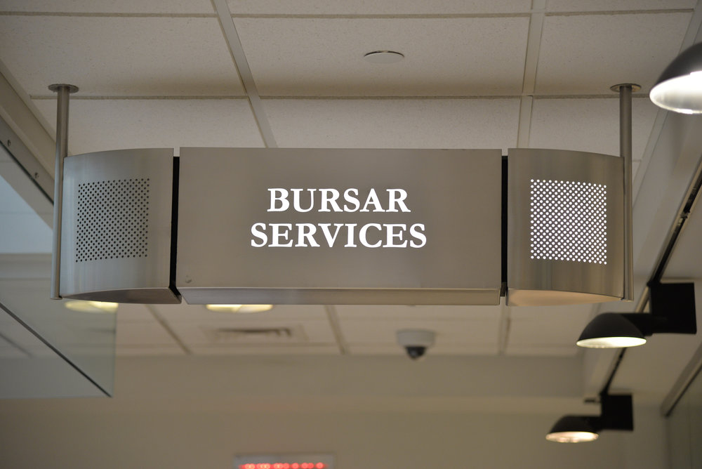 "The SF Responsibility Agreement issued by the Bursar's Office was a ""positive service indicator"" and did not put a hold on student's accounts. (Amar Batra/The Daily Campus)"