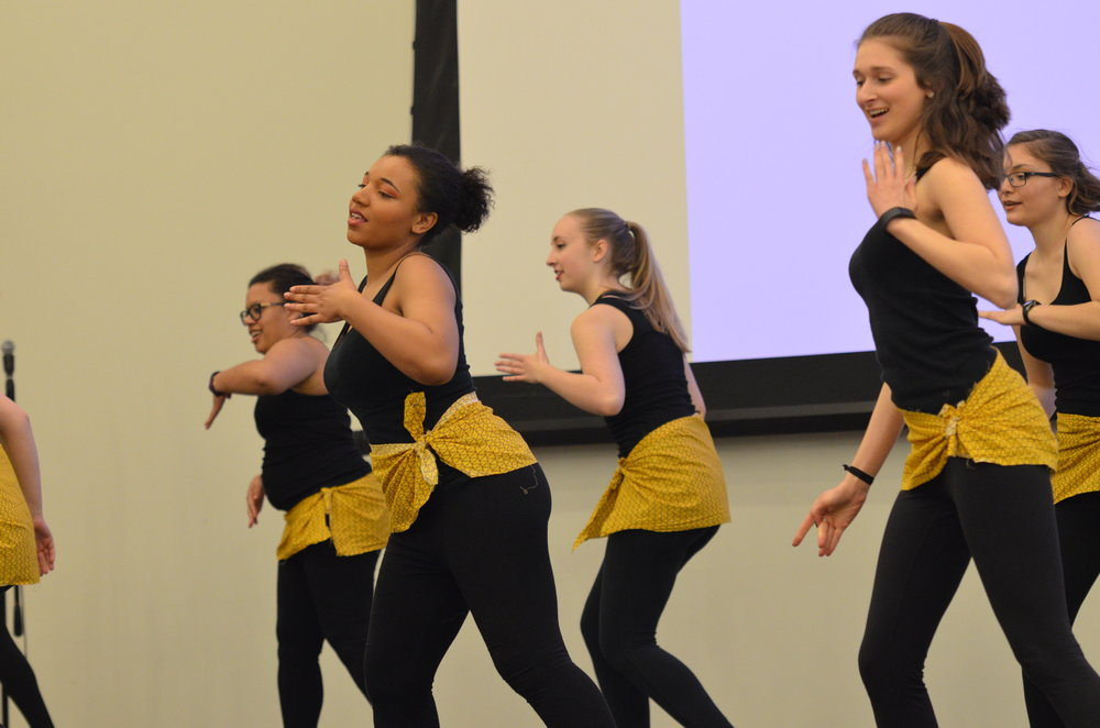 The fall showcase was a collaboration with the Sexual Assault Center of Eastern Connecticut, a non-profit organization that offers free services to victims of sexual assault, sexual abuse, harassment and incest, according to the program. (File/The Daily Campus)