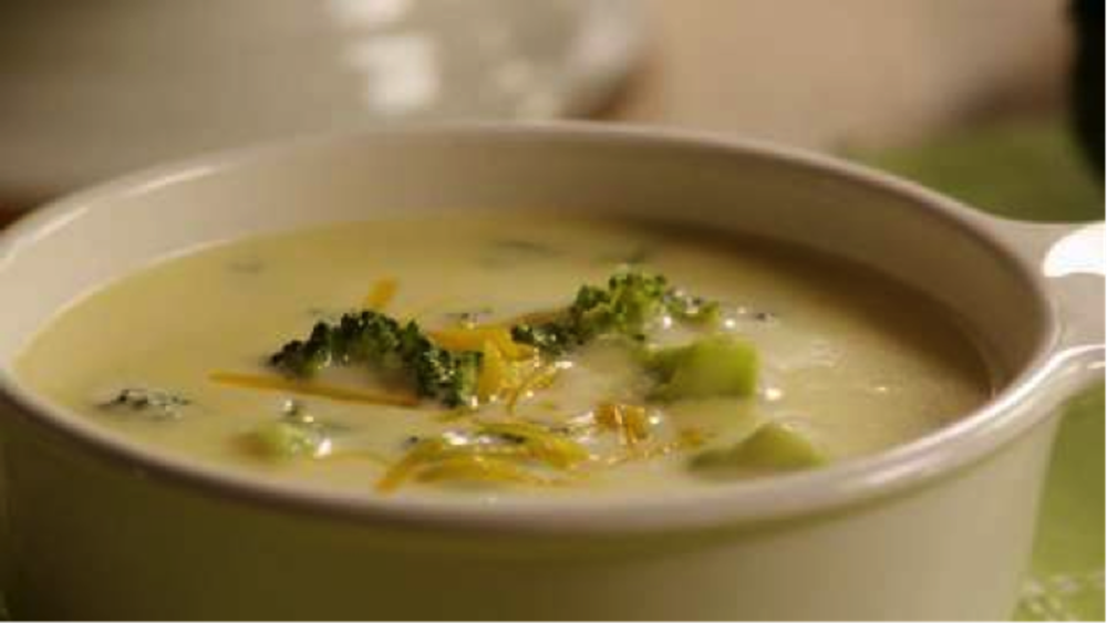 This week on Melissa's menu are two soups to keep you warm as the cold weather moves in. (Photo courtesy of allrecipes.com)