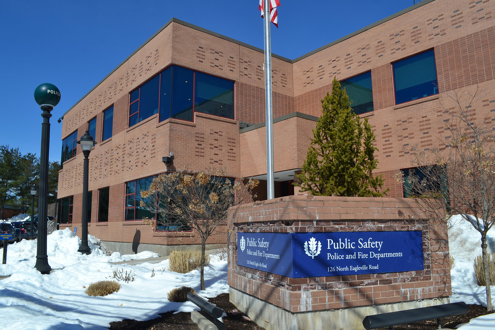 The University of Connecticut Police Department has a specific protocol to respond to domestic violence incidents. (The Daily Campus/File photo)