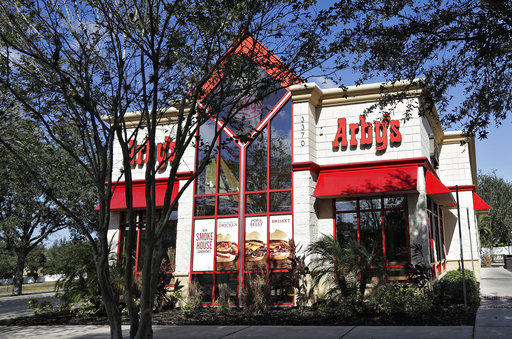 "Fast food places like Arby's, McDonalds, etc. are filling up towns creating ""food swamps"". (AP Photo/Chris O'Meara)"